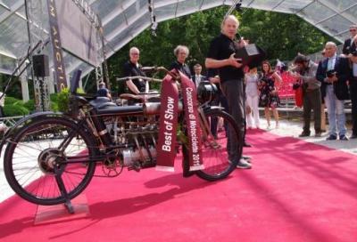 Concorso d'Eleganza a Villa d'Este: il video delle moto