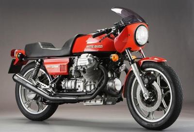 Moto Guzzi 850 Le Mans: stirpe gloriosa