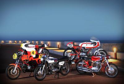 Ducati: RM Auctions mette all'asta a Montecarlo le moto della collezione di Carlo Saltarelli
