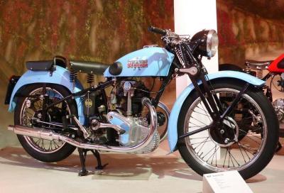 Bianchi: un libro sulla storia delle sue moto
