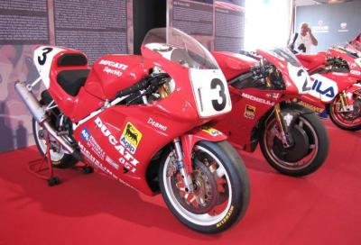 WDW 2012: la gallery delle Ducati Classiche