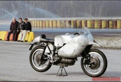 Moto Guzzi 500 4 cilindri in linea