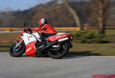 Yamaha RD500LC: urlo esagerato