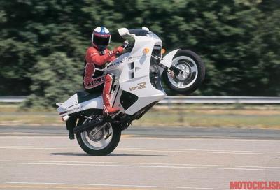 Honda VFR750F: mitica dal 1986