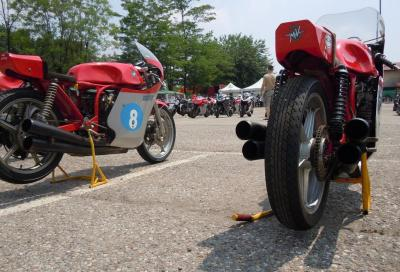 MV Agusta Revival 2013: il sound dei bolidi in un video