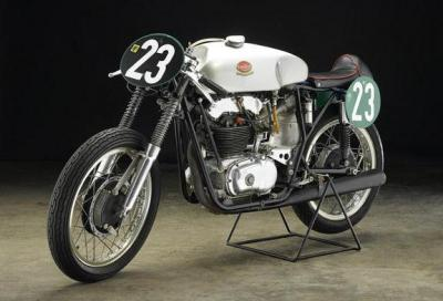 All'asta moto di Mike Hailwood e Steve McQueen