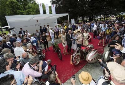A Villa d'Este confermato il Concorso di Motociclette anche nel 2015