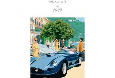 Villa d'Este: il Concorso di Eleganza 2015