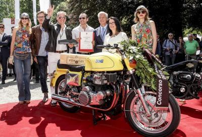 """La Münch-4 TTS-E è la """"Best in show"""" 2015 a Villa Erba"""