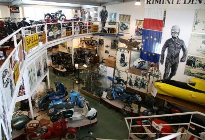 Museo Nazionale del Motociclo di Rimini: immersione nella cultura