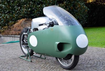 Guzzi 8 cilindri e altri gioielli: 115 moto storiche all'asta a Londra