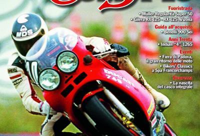 Motociclismo d'Epoca di ottobre 2016 è in edicola