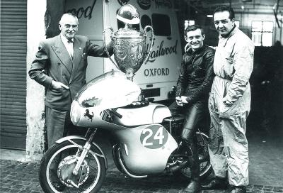 "Mike ""The Bike"" e la Ducati Desmo GP 250: grazie, papà!"