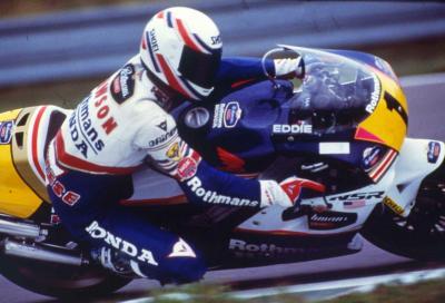 """""""Steady Eddie"""" story, parte 3 (1989-1990: titolo con Honda, poi il ritorno in Yamaha)"""