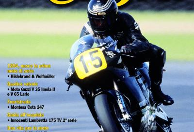 Motociclismo d'Epoca di aprile 2017 è in edicola