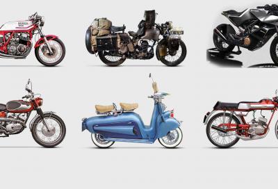 Villa d'Este 2017: ecco le protagoniste del Concorso di Motociclette