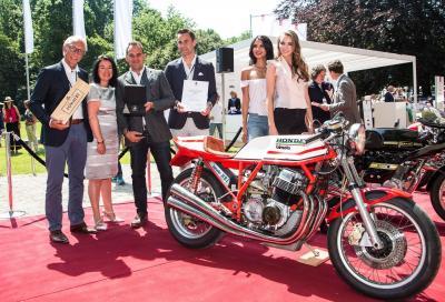 Villa d'Este 2017: tutte le vincitrici nel Concorso di Motociclette