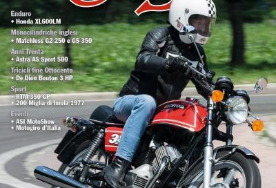 Motociclismo d'Epoca di luglio 2017