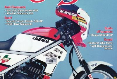 Motociclismo d'Epoca di agosto-settembre 2017