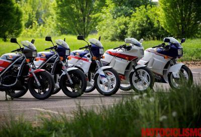 Honda NS-F, vittima della rincorsa alle performance