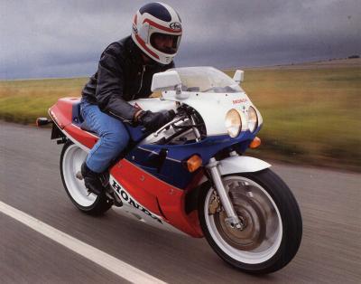 Motociclismo story: Honda RC30