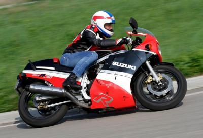 """Suzuki GSX-R750, la prima """"hyper-sport"""" dell'era moderna"""