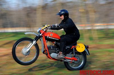 Zündapp MC/GS 125: io sono leggenda