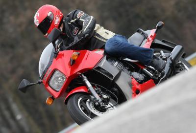 Kawasaki GPz 900 R, la nuova frontiera