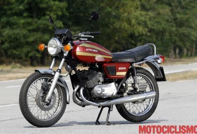 Moto Guzzi 250 TS: sangue misto