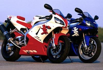 Yamaha R1, i 20 anni di un mito