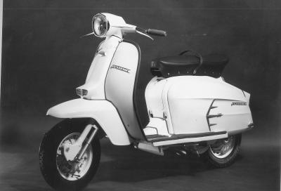 L'anti Vespa: la storia della Lambretta