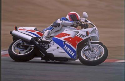 Yamaha FZR 1000 Ex-Up: Genesis atto secondo
