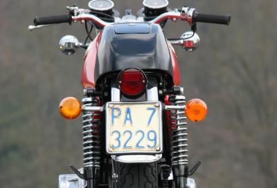 Legge di Bilancio: ok alle targhe storiche sulle moto d'epoca