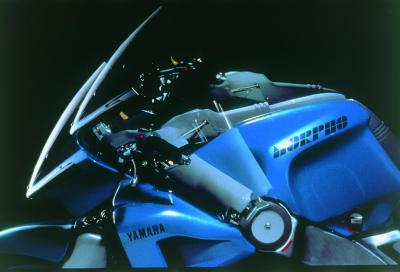 Moto mai nate: Yamaha e il progetto Morpho